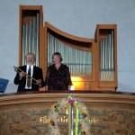 Festliche Musik des Barock für Trompete und Orgel 2011