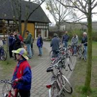 Radtour durch die Goitzsche 2003