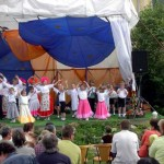Tanzmäusefest der Kindertagesstätte Schenkenberg 2003