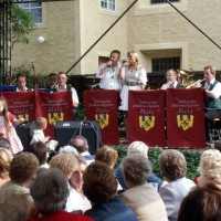 1.Blasmusikfest Schenkenberg 2005