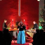 German Marimba Duo im Trio 2014
