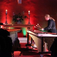 German Marimba Duo im Trio 2014