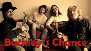 Buckley´s Chance Promo2017