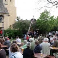 5. Schenkenberger Maibaumsetzen 2010