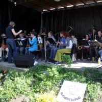 3. Schenkenberger Maibaumsetzen, Tanz in den Mai und Himmelfahrt 2008