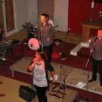 Ann Marie Clarke & Jambalaya Gospel Band 2010