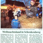 6. Schenkenberger Adventsmarkt 2005