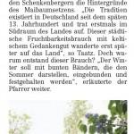 4. Schenkenberger Maibaumsetzen 2009