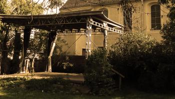 Permalink zu:Rückblick auf: Himmelfahrt im Pfarrgarten Schenkenberg