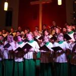 Abendsingen mit dem Kurrende-Chor Bad Düben 2014