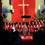 Oskar Reime Chor Weihnachtskonzert 2016