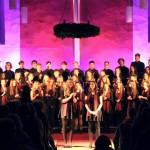Oskar Reime Chor Weihnachtskonzert 2017